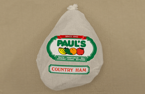 Picture of Paul's Baked Country Ham, 1 lb