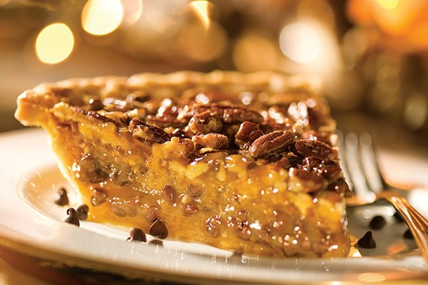 Picture of Chocolate Chip Pecan Pie