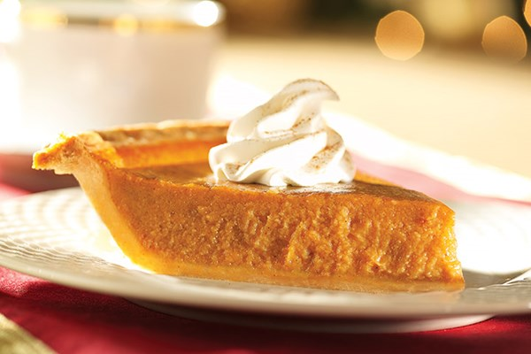 Picture of Pumpkin Pie (1/2)