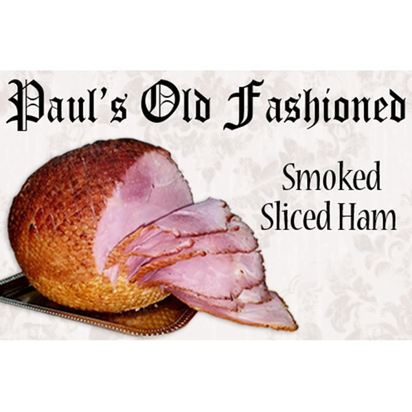 Picture of Paul's Old Fashioned Glazed Ham-2lb